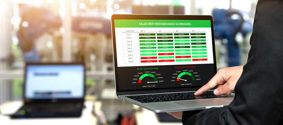OEE –Monitorowanie efektywności